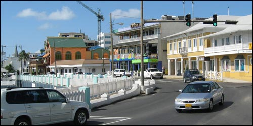 Georgetown's Main Street