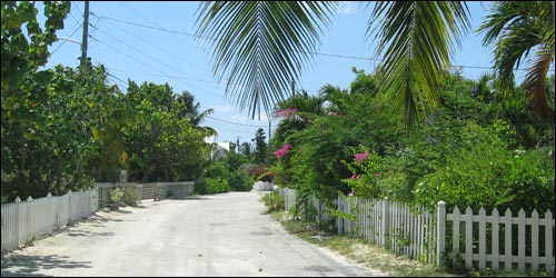 Cayman Private Road 1