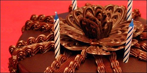 Mel's Birthday Cake