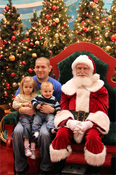 Santa: 2010
